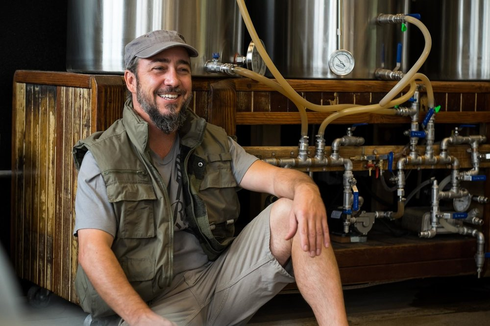 THE BREWMASTER -