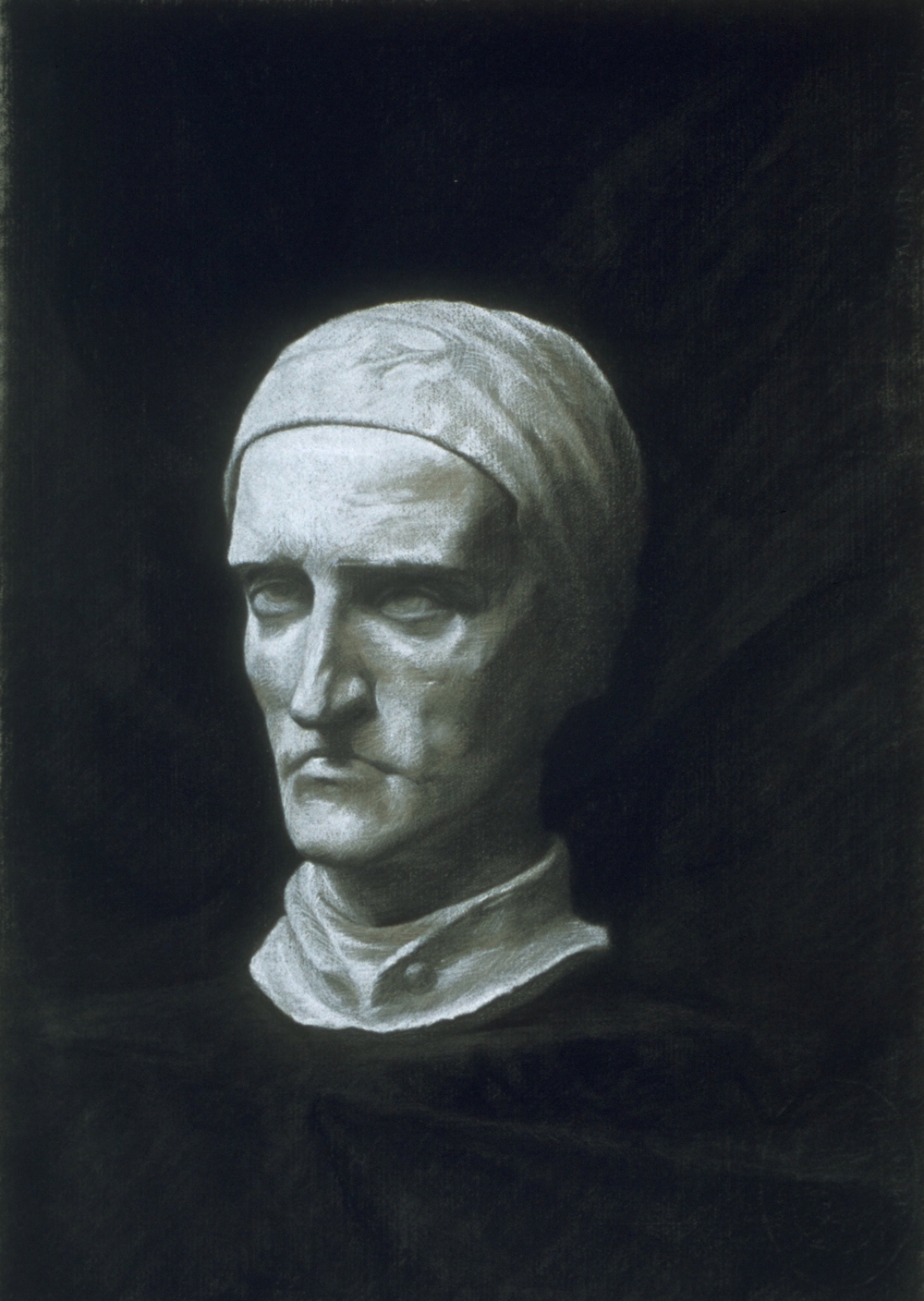 Dante, cast drawing