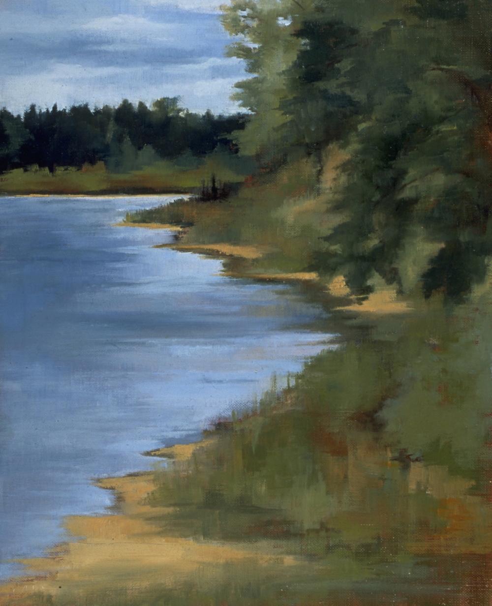 Lagoon II, Ox Bow