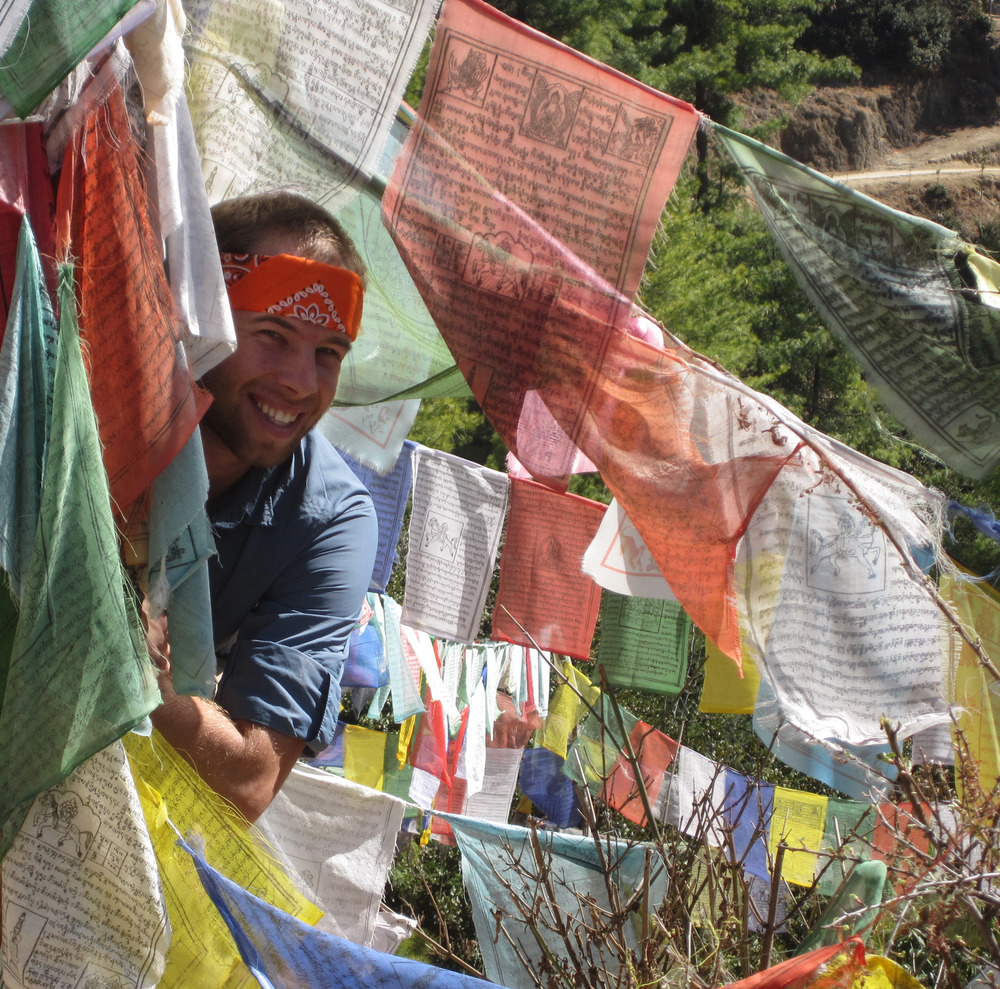 Intentionality Ink in Bhutan
