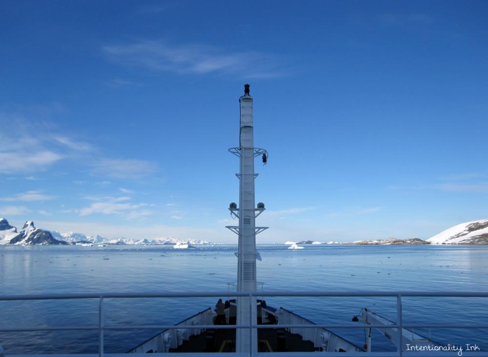 Antarctica Cruiseships