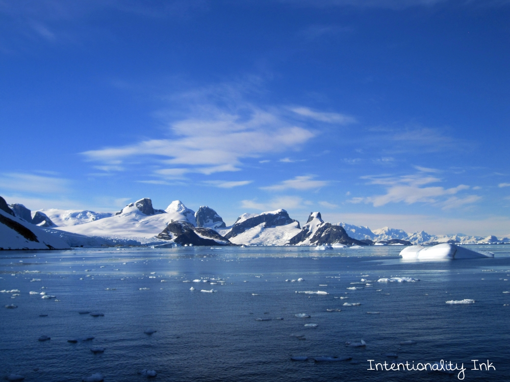 Antarctica Endless Ice
