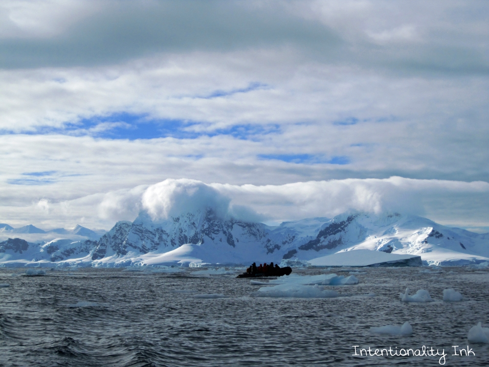 Antarctica Transportation