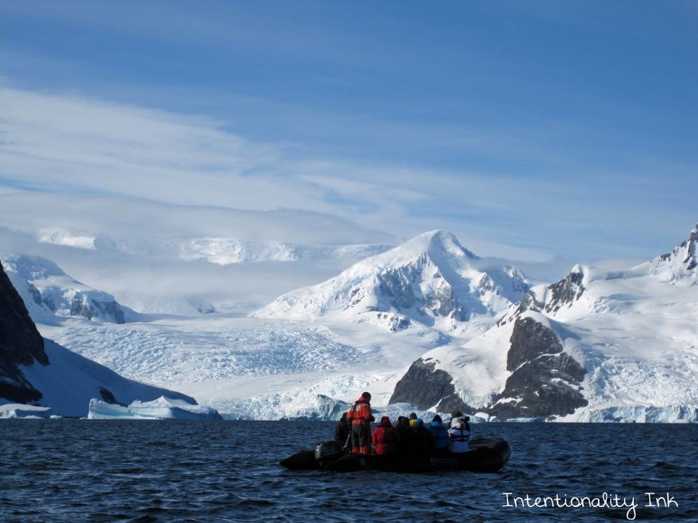 Antarctica Zodiac cruises