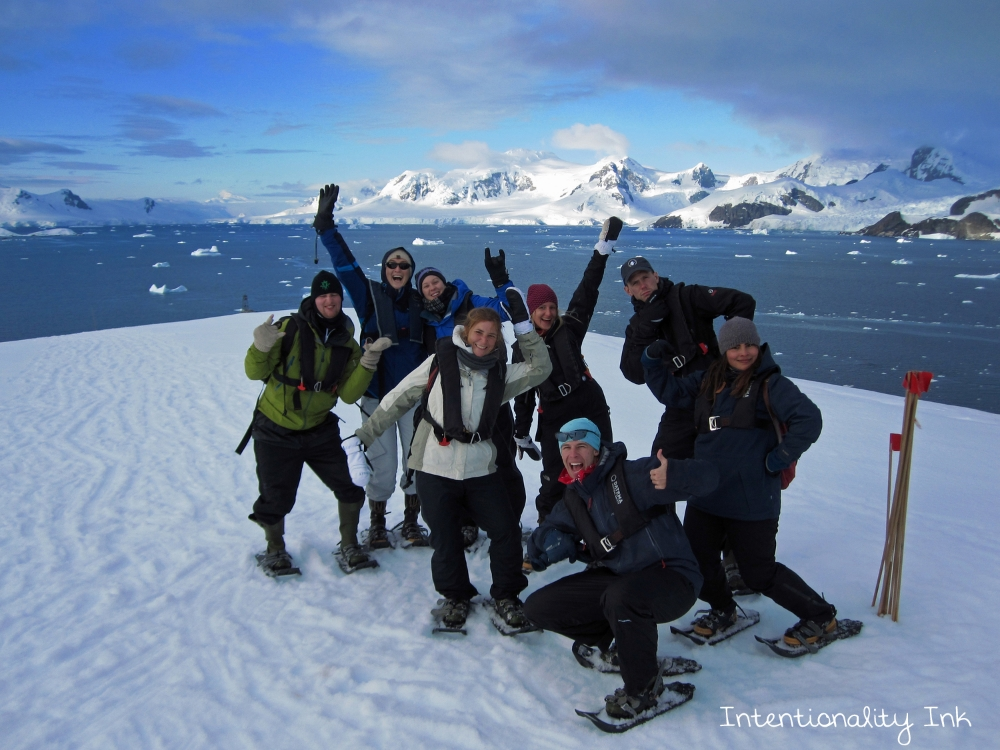 Who goes to Antarctica? Young, traveling family, old
