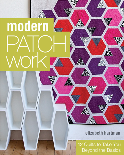Modern Patchwork by Elizabeth Hartman (2012) ohfransson.com