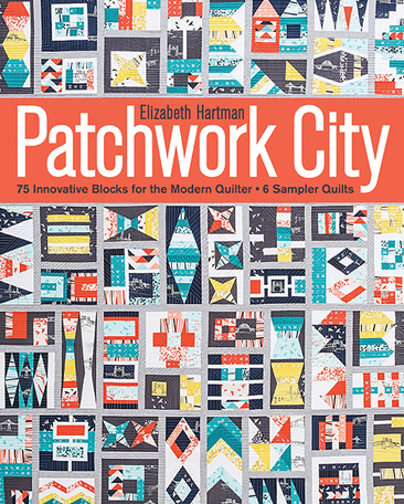 Patchwork City by Elizabeth Hartman (2014) ohfransson.com