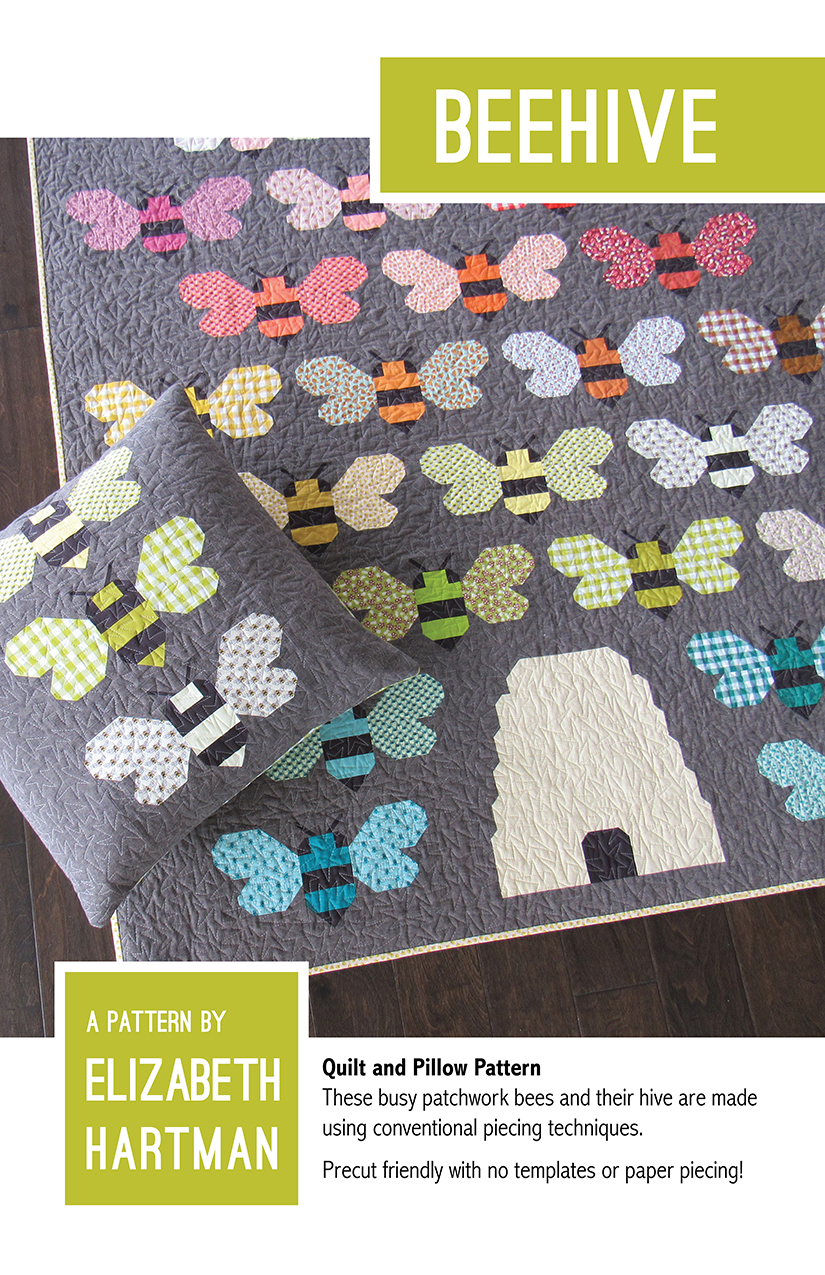 EH044 Beehive Pattern Cover
