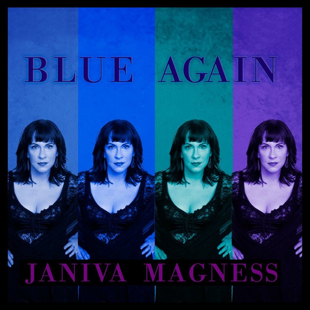 "Congratulations to Janiva Magness on the official release of her 13th album, ""Blue Again"". The Grammy Nominated and seven-time Blues Music Award winner, Janiva Magness delivers her brand new album, Blue Again. Fresh on the heels of her Grammy nomination, Magness returns to her taproot to cut her interpretation of a half dozen classics from the Blues canon and beyond, including numbers made famous by Bo Diddley, Freddie King, Etta James, and Nina Simone.    Blue Elan Store: http://www.blueelan.com/janiva-magness-store/blue-again-cd iTunes: https://itun.es/us/6OrZib"