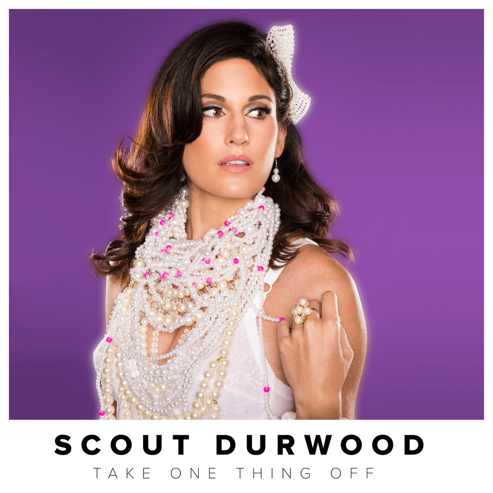 """https://www.axs.com/interview-scout-durwood-talks-new-comedy-album-why-she-s-funny-more-120190 Comedian, singer and actress,Scout Durwood, is funny, and she knows it, which is a good thing. She got her start on the MTV comedy show """"Mary & Jane,"""" and Oxygen's """"Funny Girls."""" From there, she decided to put her comedic chops and singing ability to good use with the release of her first album,Take One Thing Off, which released on May 19. She worked with heavyweight producer, Dave Darling, who's known for his production work with Def Leppard, Queen Latifah, Bonnie Raitt, Tom Waits, and Brian Setzer. The album contains 19-tracks of her comedic standup at the underground Los Angeles club, The Pack. We chatted with Durwood about working with Darling, why she thinks she's funny, and more... Click here to read the full interview with AXS.com"""