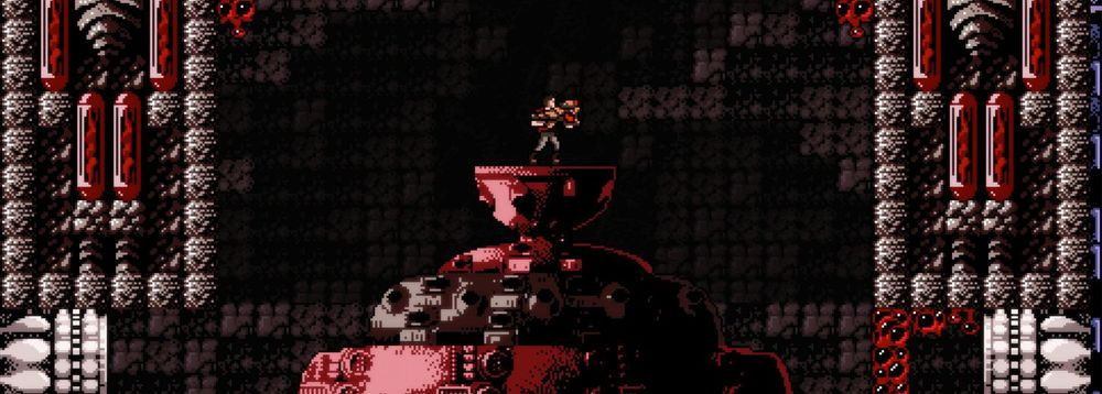 Axiom verge save point