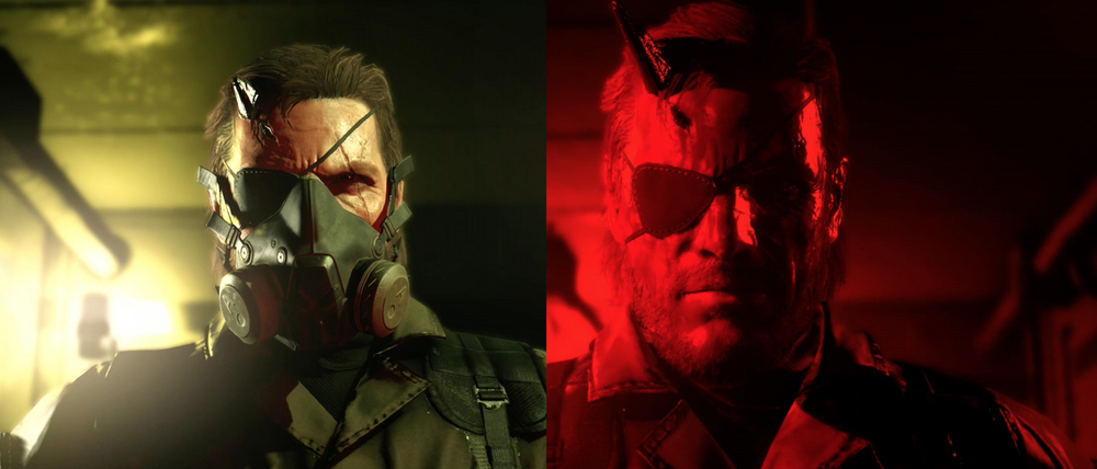 Big Boss in Metal Gear Solid 5: The Phantom Pain compared to Dorian Gray by Oscar Wilde