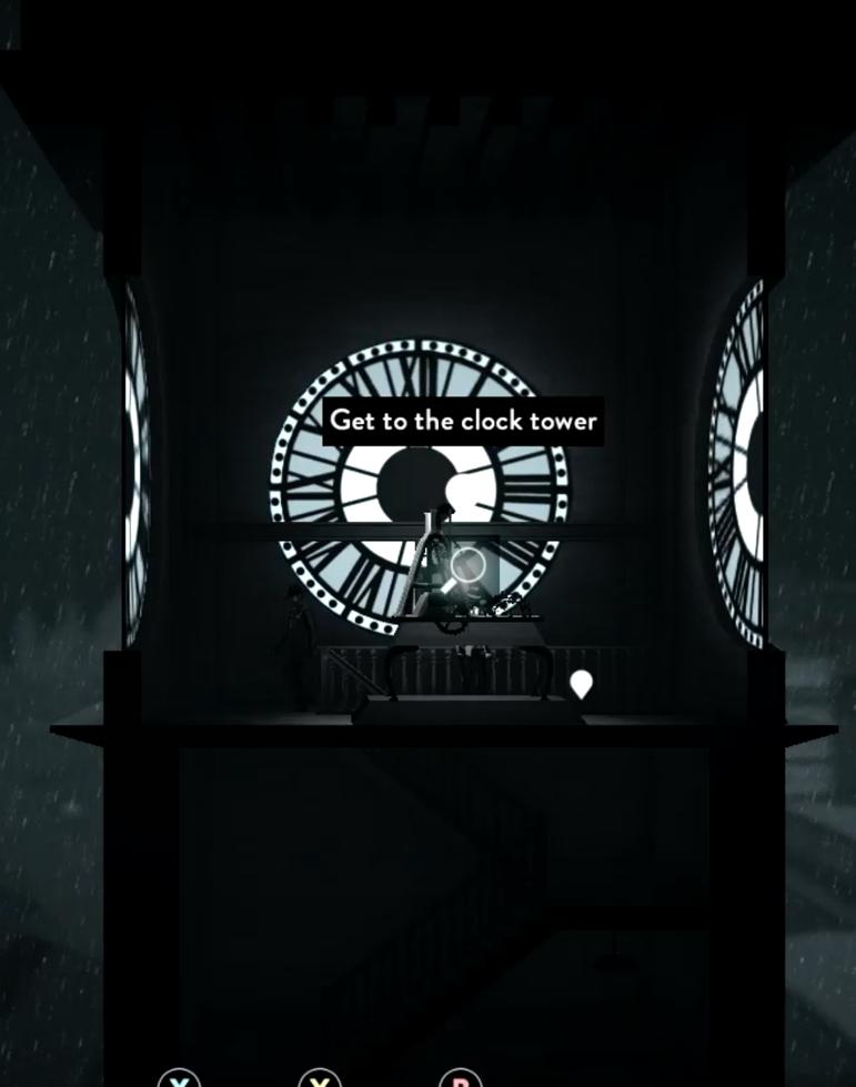Calvino Noir iOS, PC, PS4 2D stealth noir
