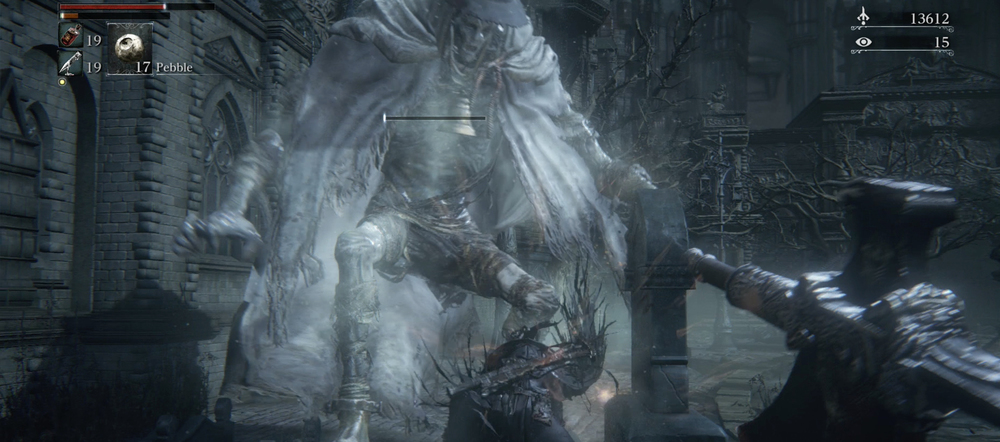 Bloodborne Game of the Year 2015: Art of Challenge Award