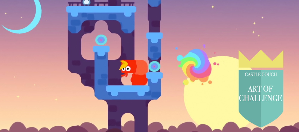 Snakebird Game of the Year 2015: Art of Challenge Award