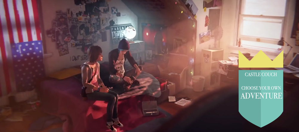 Life is Strange for PC, PlayStation, Xbox Game of the Year 2015: Choose your own Adventure