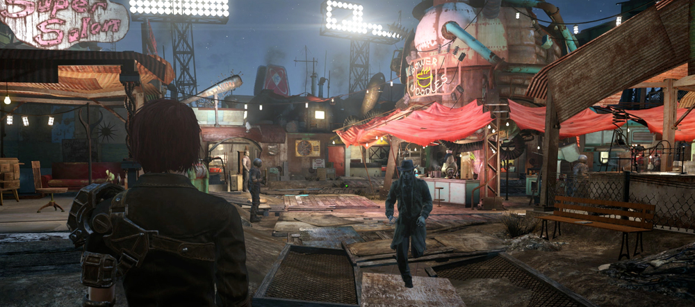 Fallout 4 from Bethesda for PC, PlayStation, and Xbox Game of the Year 2015: Raphael Bennett's Top 10