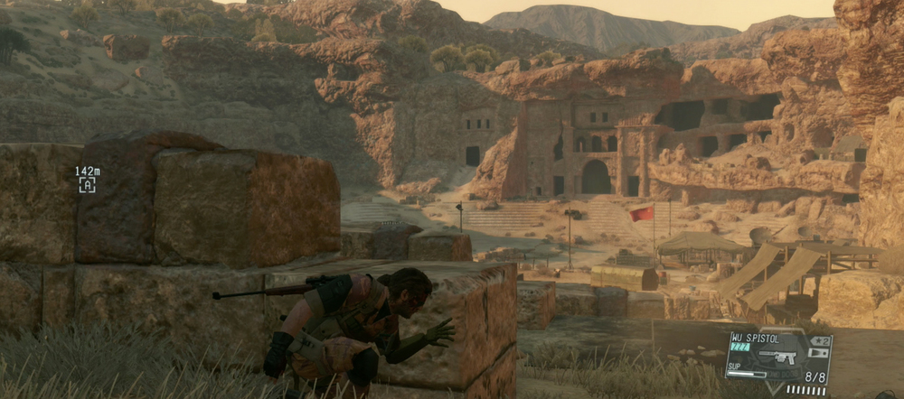 Metal Gear Solid V: The Phantom Pain for PC, Xbox One, Xbox 360, PlayStation 3, and PlayStation 4, Game of the Year 2015: Raphael Bennett's Top 10