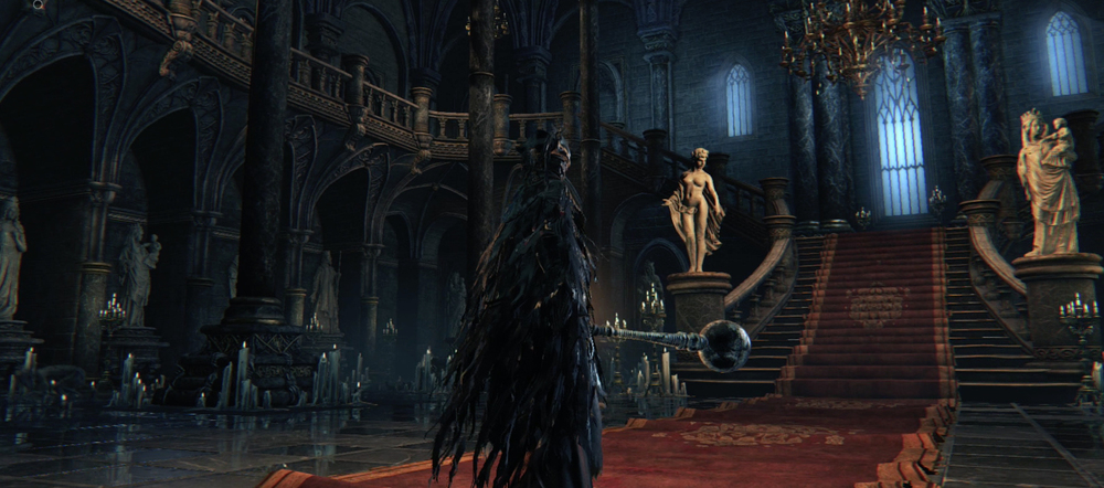 Bloodborne from FromSoftware for PlayStation 4, Game of the Year 2015: Raphael Bennett's Top 10