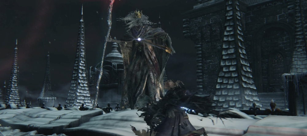 Game of the Year 2015: Bloodborne for PlayStation 4 PS4 From Software