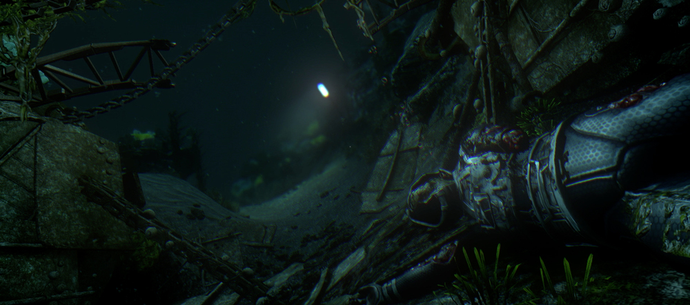 Game of the Year 2015: SOMA for PC and PlayStation 4 from Frictional Games via Steam and PSN