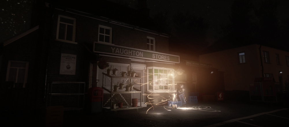 Game of the Year 2015: Everybody's Gone to the Rapture from The Chinese Room for PS4 PlayStation 4 via PSN