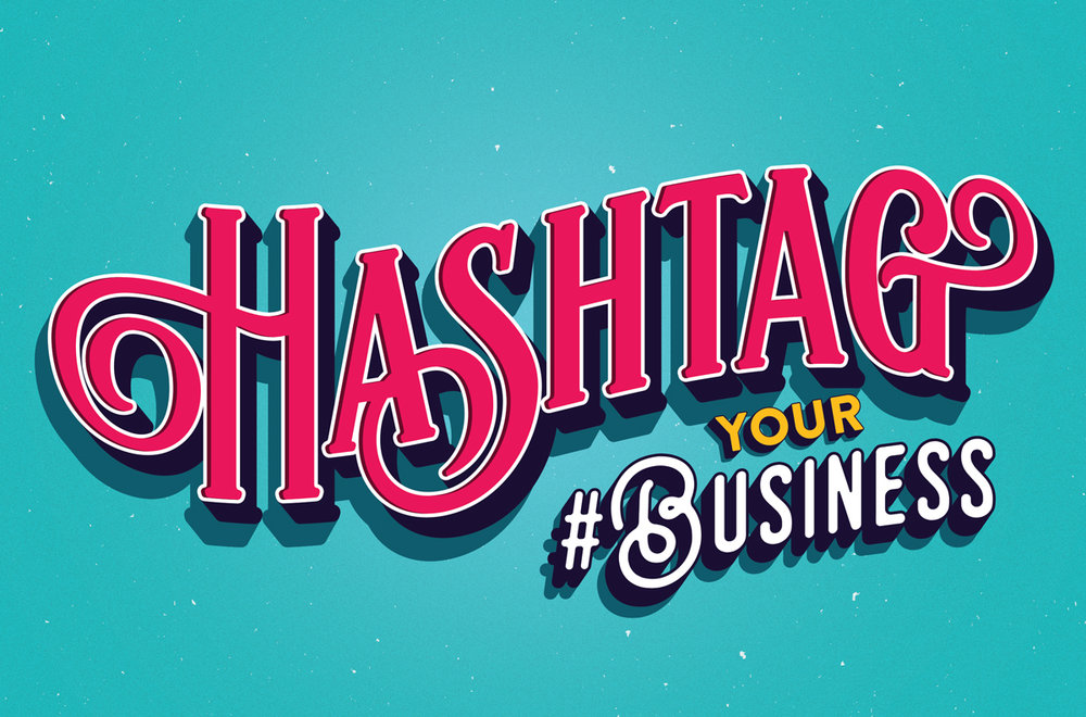 Leo-gomez-studio-lettering-Hashtag-your-business