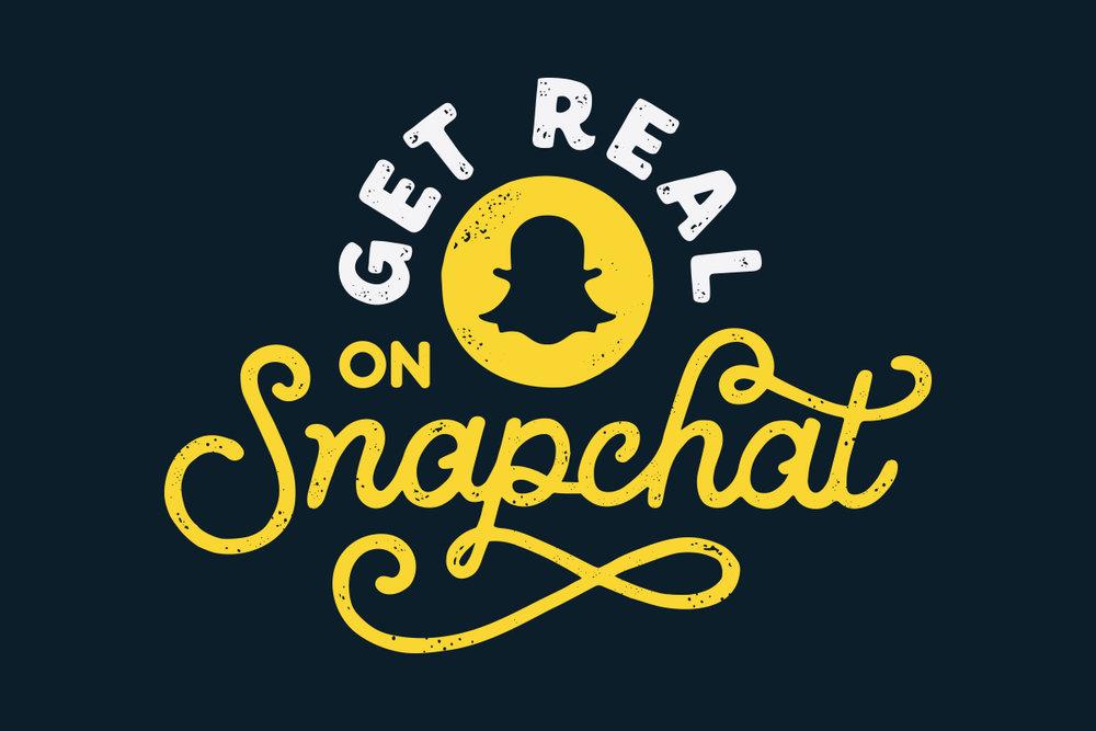 Leo-gomez-studio-lettering-get-real-snapchat