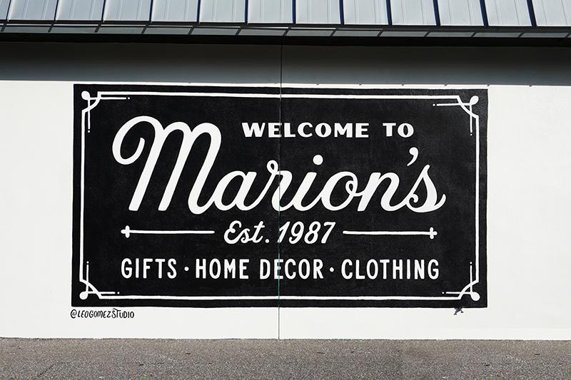 Leo-Gomez-Studio-Marions-Hand-Painted-Sign.JPG