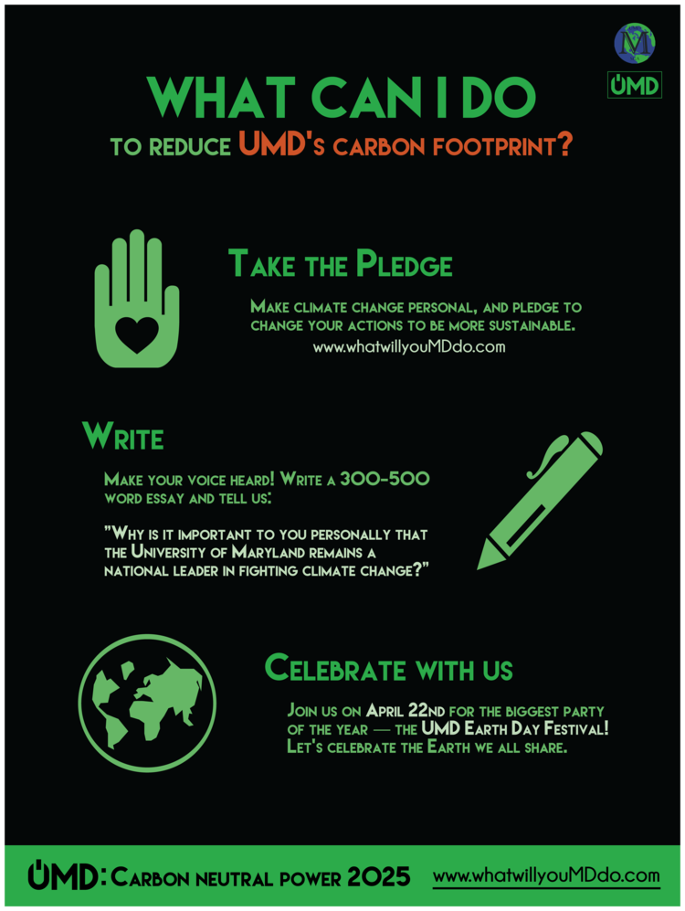 umd carbon neutral power rachel h george poster 4 umd carbon neutral power 2025