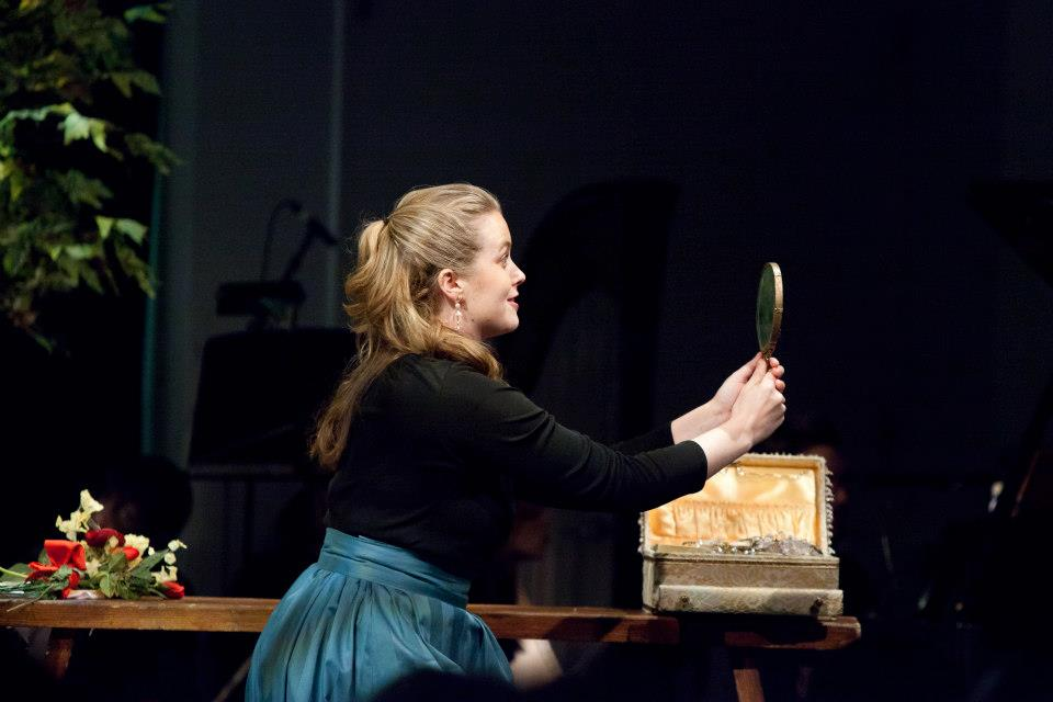 """Marguerite in """"Faust"""""""