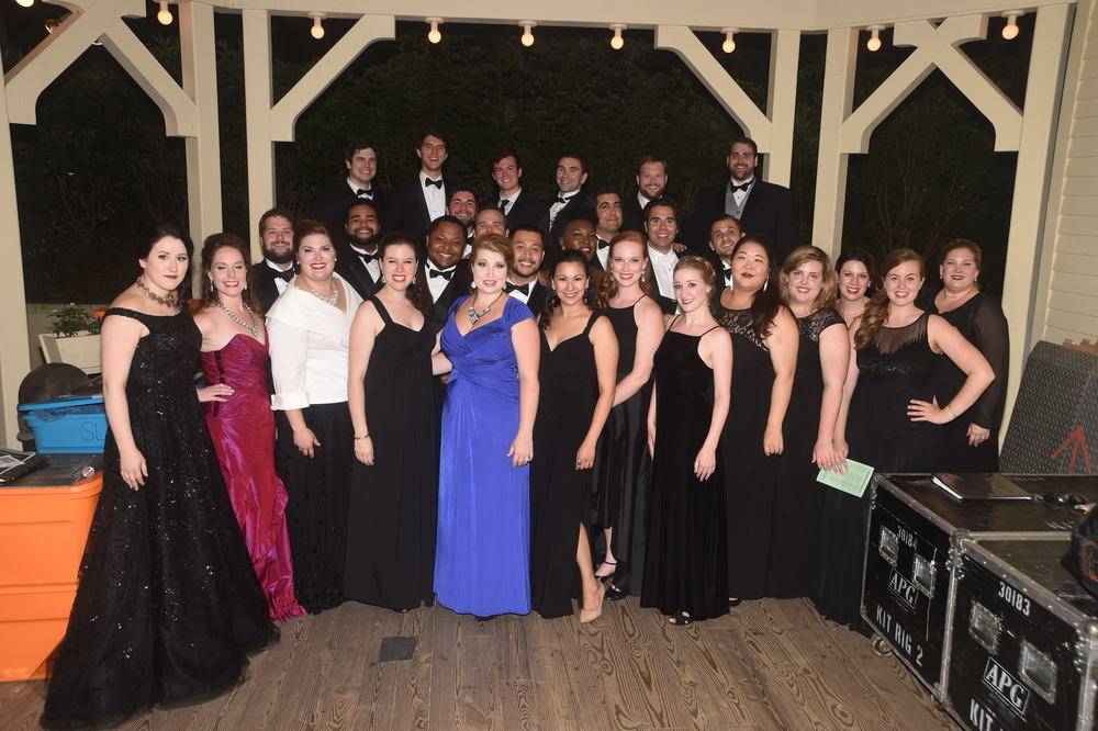 Chautauqua Opera Young Artists 2015