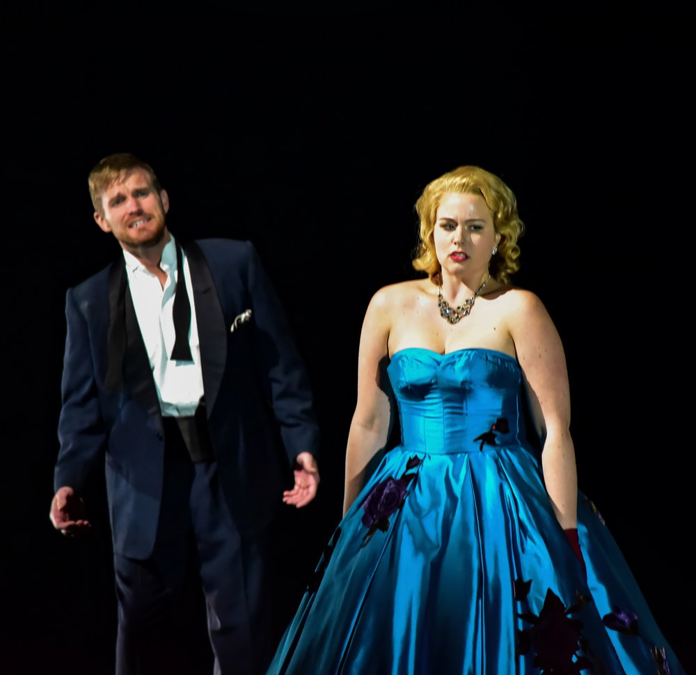 "Tatiana in ""Eugene Onegin"""