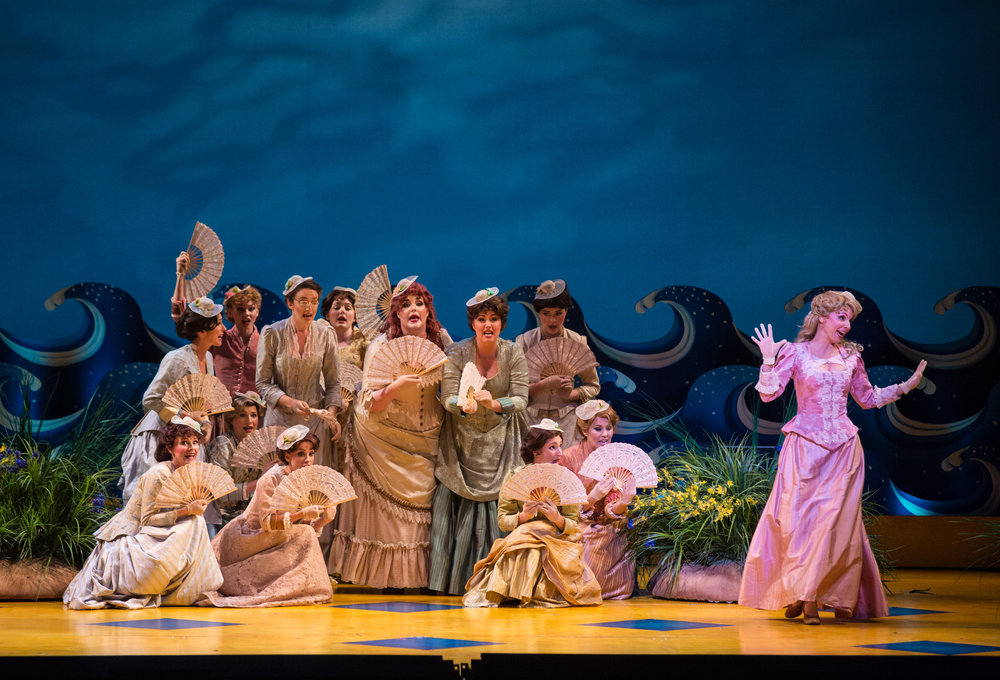 "Isabel in ""Pirates of Penzance"""