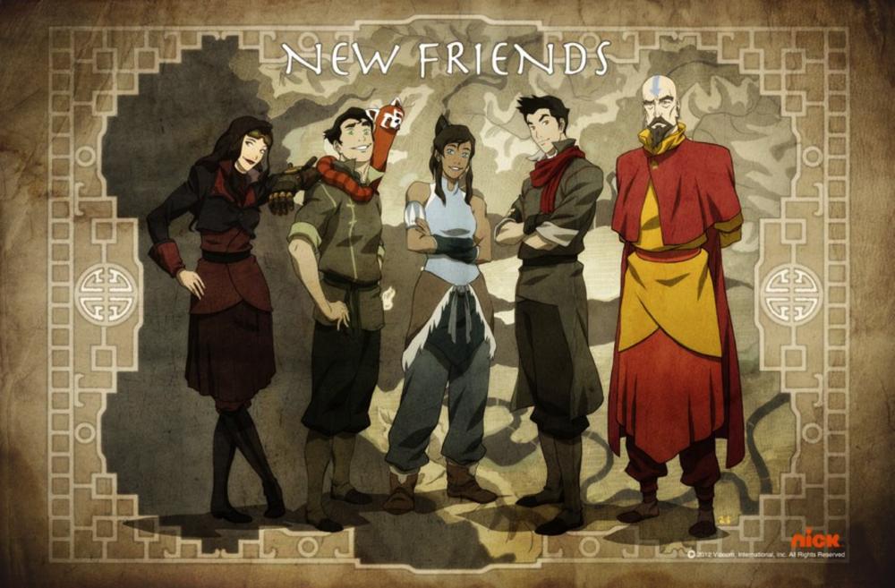 New Friends. Digital image.  Comic Vine . CBS Interactive Inc., 2014. Web. 2014.