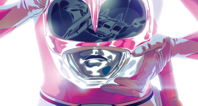 Pink Ranger  . Digital image.  Boom-Studios  . N.p., 2015. Web. 2016.