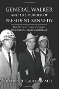 In General Walker and the Murder of President Kennedy: The Extensive New Evidence of a Radical-Right Conspiracy, author Jeffrey H. Caufield explores the forces which led Oswald to be in Dallas that day. Dr. Caufield applies acquired academic methodology in rigorously researching the story through public records, private correspondence, and a number of sources not available to the general public until the Freedom of Information Act released them. Meticulously researched over 25 years using documents from the National Archives, the FBI, and other archival sources--along with extensive personal interviews--this book presents a massive amount of new evidence. Never has there been such compelling proof of the involvement of the radical right and General Walker in the murder of the president.