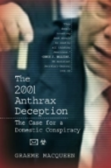 The anthrax letter attacks occurred from September through November of 2001, killing five and wounding many. The attacks were widely held to be the work of Muslims and were used to support the invasion of Afghanistan and, later, the invasion of Iraq. They were used explicitly and repeatedly to justify the passing of the Patriot Act.  It came to grief quickly when scientists discovered that the anthrax spores had a domestic source and appeared to come from the heart of the US military and intelligence communities.
