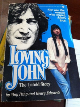 May Pang was 22 when she began to work for John Lennon and Yoko Ono as a personal assistant. This is her story of life with John and Yoko.