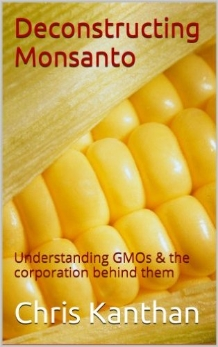 "Why is Monsanto known as the ""most evil"" company in the world? Why have chronic diseases such as food allergies, obesity, autism, autoimmune diseases, diabetes and cancer become epidemic?  Written as a conversation between two people, this book is easy to read. However, it is filled with detailed information on GMOs, including the technology, testing and labeling, health risks, scientific studies, and effects on the ecosystem and biodiversity. The book also illustrates the history and the political influence of Monsanto--the biotech giant who, once known for making banned chemicals such as DDT and Agent Orange, now controls what Americans eat and drink."