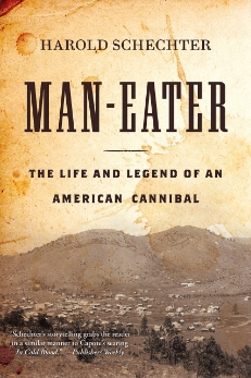 "In the winter of 1873, a small band of prospectors lost their way in the frozen wilderness of the Colorado Rockies. Months later, when the snow finally melted, only one of them emerged. His name was Alfred G. Packer, though he would soon become infamous throughout the country under a different name: ""the Man-Eater."""