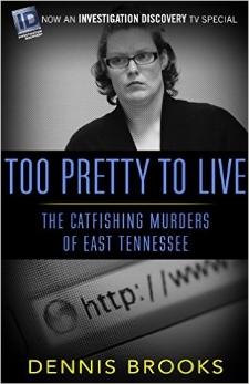 In this stunning true crime thriller of Facebook, catfishing, and jealousy, a double-murder begins with the click of a button.   When Bill Payne and Billie Jean Hayworth began their romance, they unknowingly set in motion a diabolical plot that would end with them murdered in their own home, Hayworth holding their mercifully unharmed infant.   Chris was a CIA agent who was concerned about Jenelle. Seeing the cyberbullying she had endured, and worried for her safety, Chris got in touch with Jenelle's protective parents, and her devoted boyfriend, warning them that Payne and Hayworth were a danger to Jenelle. He got especially close with Jenelle's mother, Barbara, who thought of Chris like a son, though she had never met him. Chris claimed that surveillance of Payne and Hayworth revealed that the two of them were planning on harming Jenelle, that it was imminent, and that something needed to be done immediately. Chris promised that he would have their back if they were to act to protect Jenelle.   And so they did. Jenelle's father, Buddy, and her boyfriend, Jamie, broke into the home of Payne and Hayworth and murdered them in their own home.   What the police investigation turned up, though, made this crime all the more terrifying. Jenelle had been Chris the entire time, catfishing her family and her boyfriend to act in vengeance on her behalf. Using forensic linguistics and diving through the brambles that Jenelle laid to cover her tracks, police were able to put together a chilling portrait of a sociopath, made all the more ruthless by the anonymity of her online life.   Bizarre and unforgettable, Dennis Brooks examines the crime and trial from all angles, bringing his expertise as the lead prosecutor in the strange and disturbing case.