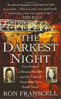 The chilling true tale of two innocent sisters who are abducted, terrorized for hours, raped, and finally thrown from an isolated bridge into a dark canyon in the middle of nowhere on a dark night in 1973.  One miraculously survived. The other did not.  Years later, author and journalist Ron Franscell--a childhood friend and next-door neighbor to the girls--can't forget his hometown's most shocking story of abduction, rape, and murder.
