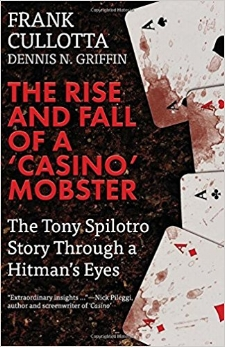 "The True Story Behind The Hit Film 'Casino' From An 'Enforcer' Who Lived It Tony Spilotro was the Mob's man in Las Vegas. A feared enforcer, the bosses knew Tony would do whatever it took to protect their interests. The ""Little Guy"" built a criminal empire that was the envy of mobsters across the country, and his childhood pal, Frank Cullotta helped him do it. But Tony's quest for power and lack of self-control with women cost the Mob its control of Vegas; and Tony paid for it with his life."