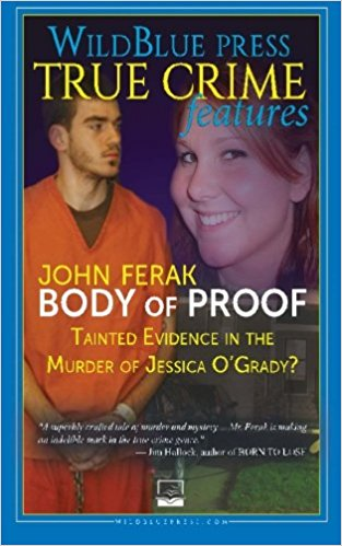"In May of 2006, Jessica's mystifying disappearance and a blood-soaked mattress turned into Nebraska's biggest news story. Enter Douglas County Sheriff's CSI stalwart Dave Kofoed, driven to solve high-profile murders and in this case would lead to questions surrounding the forensic evidence used against Edwards. ""The case of Jessica O'Grady's disappearance remains controversial. ... A compelling account of a strange case."""