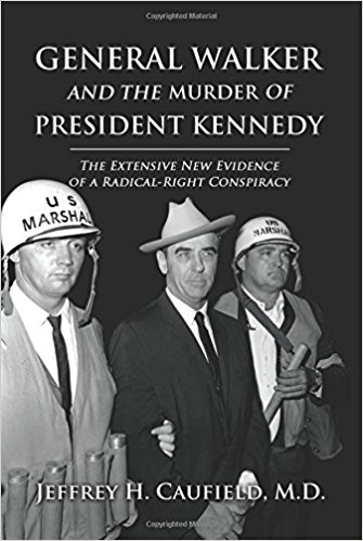 In  General Walker and the Murder of President Kennedy: The Extensive New Evidence of a Radical-Right Conspiracy , author Jeffrey H. Caufield explores the forces which led Oswald to be in Dallas that day. Dr. Caufield applies acquired academic methodology in rigorously researching the story through public records, private correspondence, and a number of sources not available to the general public until the Freedom of Information Act released them.  Meticulously researched over 25 years using documents from the National Archives, the FBI, and other archival sources--along with extensive personal interviews--this book presents a massive amount of new evidence. Never has there been such compelling proof of the involvement of the radical right and General Walker in the murder of the president.