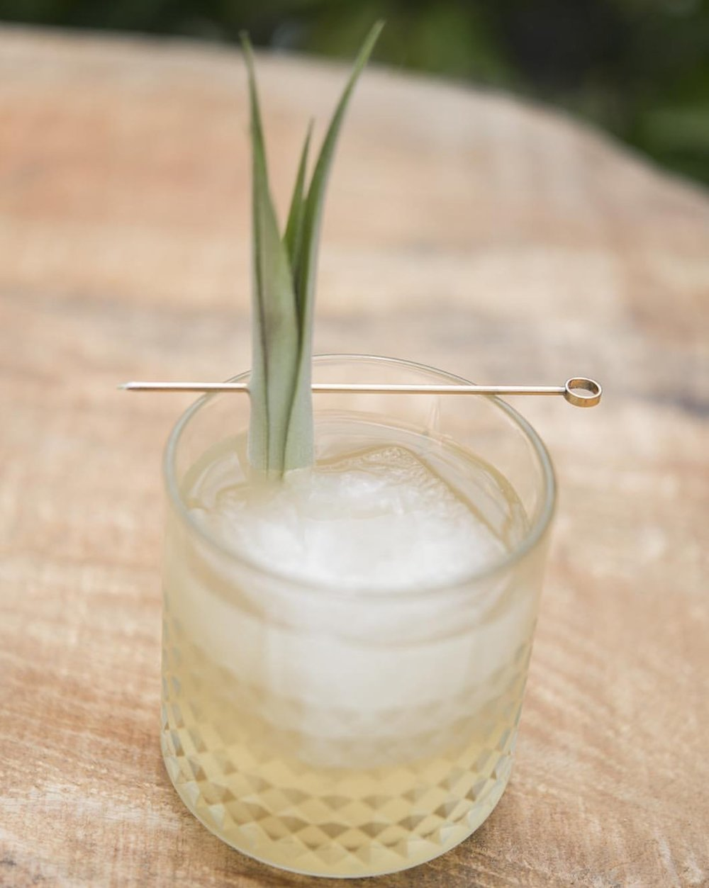 Recipe: Garnish Craft Cocktails | Photo Credit: Trish Barker Photography