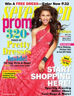 Zendaya cover story