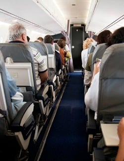 The Germs on Airplanes