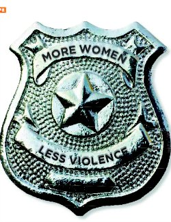 More Women, Less Violence